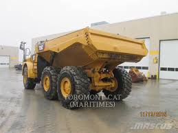 Used Caterpillar 735 Articulated Dump Truck (ADT) Year: 2015 For ...