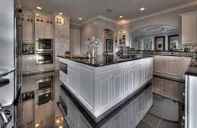 2015 Kitchen Design Ideas IKEA Optimization Of Premises Allowed Making Spacing And Combination