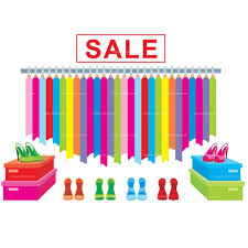 Clothing Sale Clipart 1