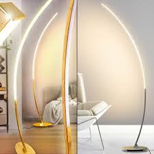 leuchten leuchtmittel led steh leuchte verstellbar wohn