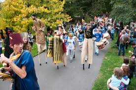 Park Slope Halloween Parade 2014 by List Of October Events And Harvest Festivals In Brooklyn