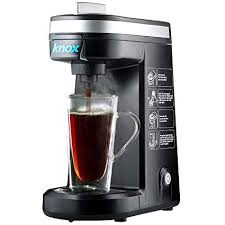 Knox Compact Travel Size K Cup Coffee Brewer