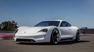 Porsche Taycan Price: We Get Hints About Where The New Porsche EV ...