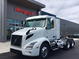 NEW 2019 VOLVO VNR64T300 TANDEM AXLE DAYCAB FOR SALE #8882