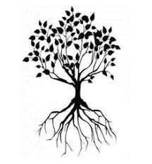 Family Tree With Roots Clipart ClipartXtras