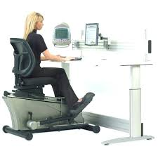 Pedal Exerciser Under Desk by Recumbent Bike Desk Battle Creek Pedlar Exerciser Under Desk