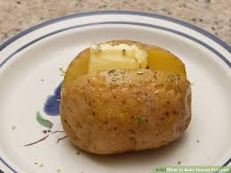 Image Titled Bake Russet Potatoes Step 9
