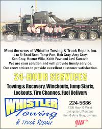 Towing & Auto Repair Shop | Livingston, MT | Whistler Towing & Truck ... 24 Hour Tow Truck Service Columbia Sc Best Resource Columbus Ohio Hours Towing In Houston Tx Wrecker Service Roadside Assistance Ocala Fl Road Side Contact Our Professional Haughton La 71037 Home Sin City Trailer Mccarthy Tire Commercial Services Ajs Repair Orlando 247 Help 2103781841