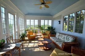 Stunning Decorating Sunroom Off Kitchen