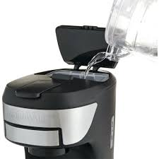 Single Serve K Cup Coffee Maker E94fd Maer Hamilton Beach Flexbrew Makers Amazon Commercial With Grinder