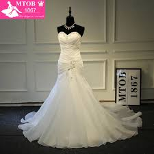 popular mermaid corset wedding dresses buy cheap mermaid corset