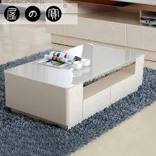 déco table de salon ikea blanche 3123 20090355 idee