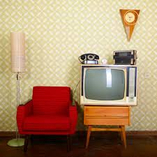 schöne wohnzimmer tapeten sorgen für einen besonderen