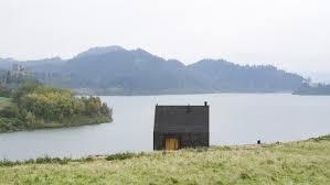 100 Hola Design HOLA Builds Gabled Lakeside Cottage In Poland