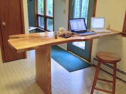 ashbee design live edge desk u2022 diy tutorial