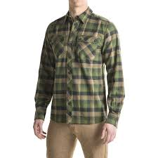 outdoor research crony flannel shirt for men save 50