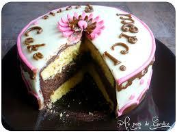 deco gateau pate d amande gâteaux de vacances populaires en