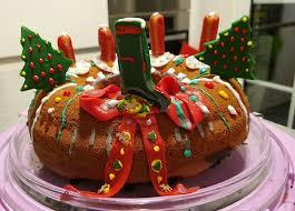 kranzkuchen zum advent