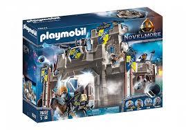 playmobil knights novelmore castle kleiner burg 6 jahr e junge innenraum mehrfarbig menschen