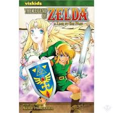 Link And Zelda Manga Wwwtopsimagescom