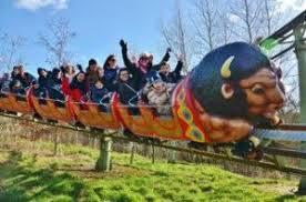 Halloween Theme Park Uk by Explore Twinlakes