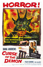 Curse Of The Demon 1957