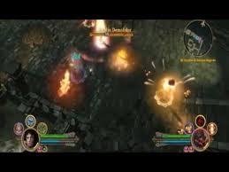 dungeon siege 3 split screen dungeon siege 3 gameplay multiplayer