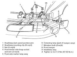 i a 94 taurus wagon that needs a new headl passenger side