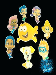 Bubble Guppies Cake Toppers by Bubble Guppies Cake Topper Zoom Toppers Australia U2013 Babycakes Site