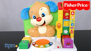 Laugh & Learn First Words Smart Puppy From Fisher-Price - YouTube Fisher Price Laugh And Learn Farm Jumperoo Youtube Amazoncom Fisherprice Puppys Activity Home Toys Animal Puzzle By Smart Stages Enkore Kids Little People Fun Sounds Learning Games Press N Go Car 1600 Counting Friends Dress Sis Up Developmental Walmartcom Grow Garden Caddy