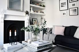 100 Interior Decoration Of Home Mixing Black And White For Your