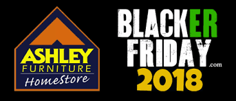 Ashley Furniture Homestore Black Friday 2018 Sale