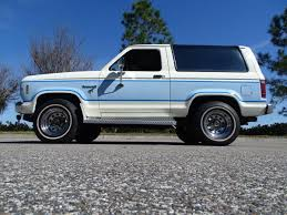 1985 Ford Bronco For Sale #2087460 - Hemmings Motor News