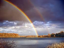 عکس رنگین کمان های زیبا