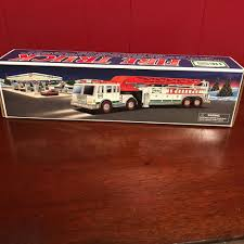 NEW! 2000 Hess Toy Fire Truck Emergency Flashers Sirens Horn Ladder ... Used Fire Trucks Ebay Excellent Hess Truck And Ladder Toy Tanker 1990 Ebay Helicopter 2006 Unique Old Component Classic Cars Ideas Boiqinfo Race 2003 Miniature 1998 With Lights 1988 Car Antique Toys A Nice Tonka Fisherman With Houseboat 1995 Gasoline Tractor Trailer Racecars 2015 Is The Best Yet No Time Mommy Value Of Collectors Resource
