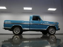 1970 Ford F-100 Sport Custom For Sale #67547   MCG 1967 To 1969 Ford F100 For Sale On Classiccarscom This Indie Shop Is Producing A Line Of Brand New 1956 Trucks 1970 F250 Napco 4x4 Nicely Built Stroker Ranchero 500 Custom Pickup Sale 1953 Stepside Pickup Truck Flashback F10039s Arrivals Of Whole Trucksparts Or Cc994692 Bronco 2085230 Hemmings Motor News Vintage Camper Special Patina Used F Ford In Texas Glamorous Inspirational 1970s Custom Protour Youtube Hobbydb