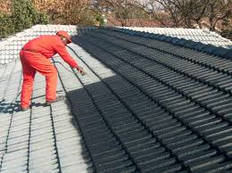 painting roof tiles painting of concrete tile roofing