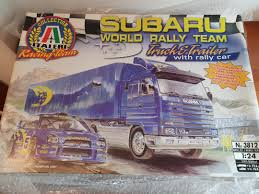 1/24 Italeri SCANIA Subaru Rally Truck With Trailer And Car Combo ... 124 Us Supliner Power Truck Ucktrailersaccsories Italeri 3880 Canvas Trailer Model Truck Kit From Kh Amt Usa 125 Scale Fruehauf Flatbed Trailer Plastic Model Kit China Manufacturers Big Rig White Classic American Model Bonnet Semi Truck Tractor With 1100 Scale 12cm Long Architectural Plastic Miniature Freightliner Trucks Pinterest Army Men Military Heavy Trailer Low Loader Leopard 2a6 Magiruz Deutz 360m19 Canvas Modeltruck Peterbilt 359 Rc 14 Test 1 Youtube Tandem Car Metal Body Ebay Revellkit 07571 Rimorchio