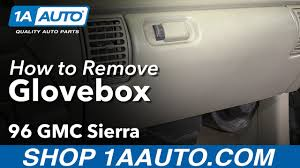 How To Remove Reinstall Glovebox 1996 GMC Sierra K1500 - YouTube 1996 Gmc Jimmy 4dr For Sale In Garden City Id Stock S23604 Sierra 3500 Sle Flatbed Pickup Truck Item D4792 Sierra 1500 Image 10 Gmc Ac Compressor Beautiful New Pressor A C 1gtec14wxtz545060 Green C15 On Sale In 6000 Cab Chassis Truck For Auction Or Lease C1500 12 Ton Pu 2wd 50l Mfi Ohv 8cyl Repair 2500 Photos Specs News Radka Cars Blog Topkick Tpi Topkick Salvage Hudson Co 29869 Zebulon Johns Whewell C7000