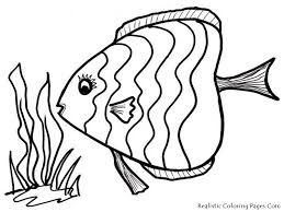 Fresh Printable Fish Coloring 23 For Free Book With