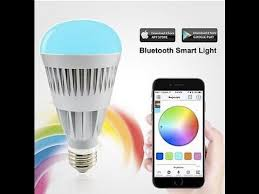 led light bulb controlled by your iphone how to guide disco