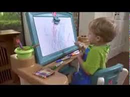 Step2 Art Easel Desk Instructions by Step2 Studio Art Desk Youtube
