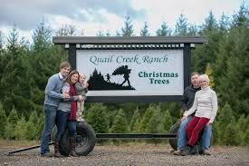 Christmas Trees Vancouver Wa by About Us U2014 Quail Creek Ranch Christmas Trees