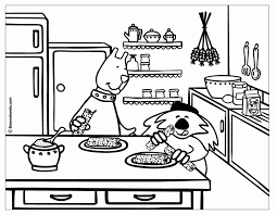 Large Size Of Coloring Pageskitchen Page Kitchen Aterxkdjc Pages