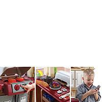 Step2 Kitchens U0026 Play Food by Step2 Grand Walk In Kitchen And Grill Toys