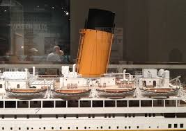 Ship Simulator Titanic Sinking 1912 by That Sinking Feeling The Titanic Exhibit At The National