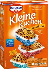 dr oetker kleine kuchen schokino backmischung 245g kaufen bei lieferello