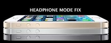 Fix iPhone Stuck in Headphone Mode Problem