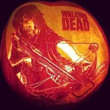 Walking Dead Pumpkin Stencils Free Printable by 38 Best The Walking Dead Halloween Images On Pinterest Halloween