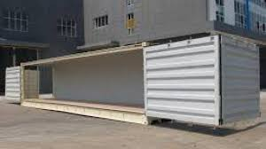 104 40 Foot Shipping Container Ft New Open Side S I Save Up To 30 Cmg